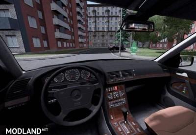 Mercedes-Benz S350D (W140) [1.5.8], 2 photo